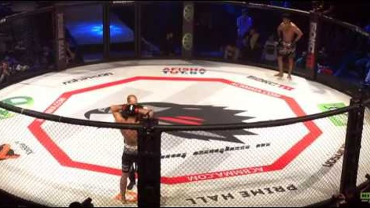 "ACB 56 ""Young Eagles 16"": Idris Gezalov (Ukraine) vs Igor Litoshik (Belorussia)"