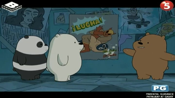 We Bare Bears Season 1, Episode 22 - Pet Shop (Tagalog)