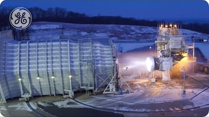 GE9X: The world's biggest fan of ice