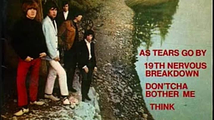 'As Tears Go By' Original Rolling Stones Version