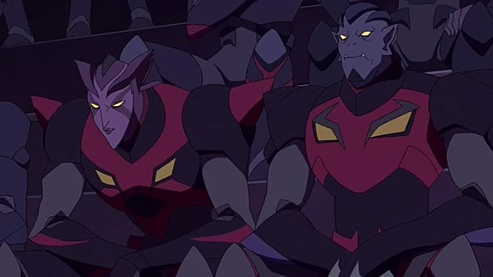 Trailer 3s.Voltron - Prince Lotor