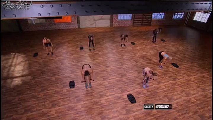 Jillian Michaels BODYSHRED - Workout 2 (RISE) - (Аглийская озвучка) - 2015 год
