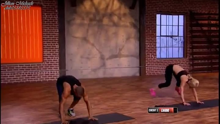 Jillian Michaels BODYSHRED - Workout 4 (ESCALATE) - (Аглийская озвучка) - 2015 год