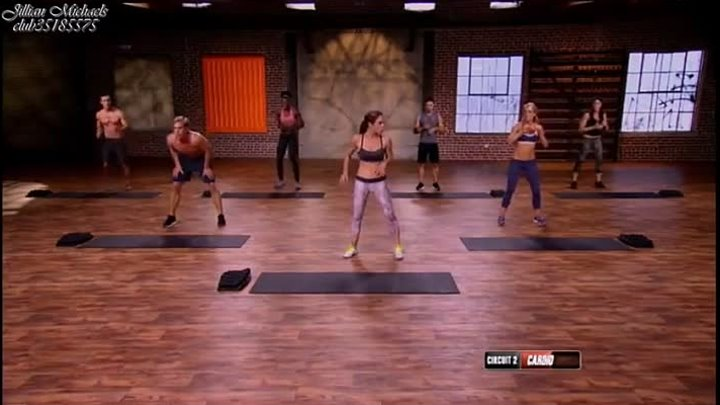 Jillian Michaels BODYSHRED - Workout 7 (ZENITH) - (Аглийская озвучка) - 2015 год