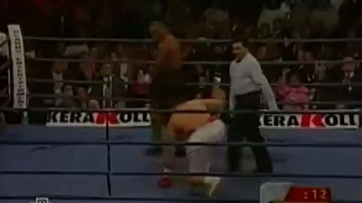 Майк Тайсон - Анджей Голота 53 (2) Mike Tyson vs Andrew Golota