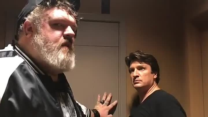 natefillion_ The next chapter. @kristiannairn @michellechapman333