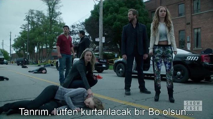 LOST GIRL 5.SEZON 16.BÖLÜM -FİNAL-