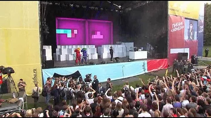 Pet Shop Boys Did You See Me Coming-Pandemonium (Afisha Moscow 21th July 2012)