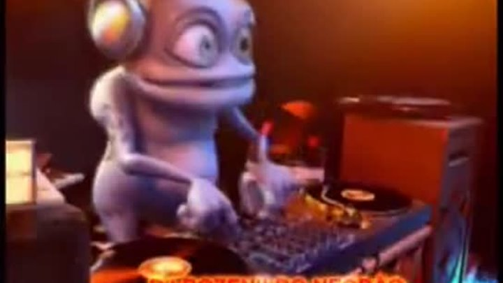 Crazy Frog - Pop Corn (FULL HD 2015 ) PROXIMAMENTE