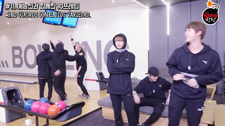 [Sub Español] [BTS+] Run BTS! 2017 EP.19 -- Behind the scene