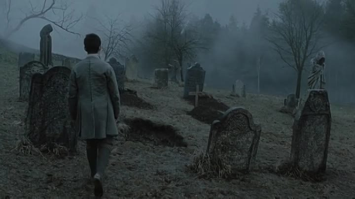 Сонная Лощина () Sleepy Hollow, ужасы.