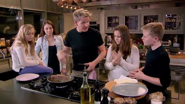 Гордон Рамзи готовит дома _ Домашняя кухня Гордона Рамзи _ Gordon Ramsay's Home