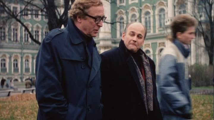 Полночь в Санкт-Петербурге / Midnight in Saint Petersburg (1996) Триллер