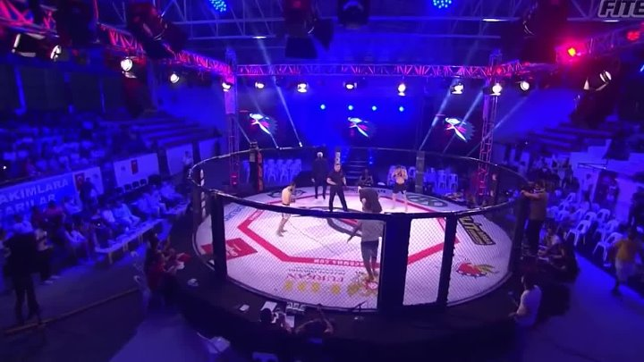 ACB 64 Young Eagles 19_ Murat Chepel (Turkey) vs Vazha Tsiptauri (Georgia)