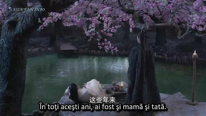 Three Lives Three Worlds Ten Miles of Peach Blossoms EP31