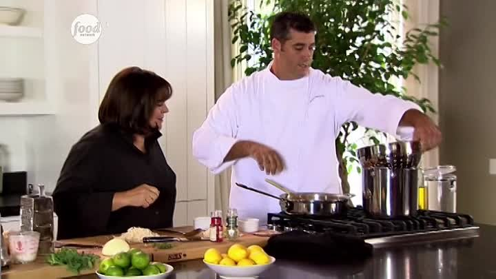 Barefoot Contessa.Sn.2.Ep.17-Italian Restaurant Food at Home.Tarjaa