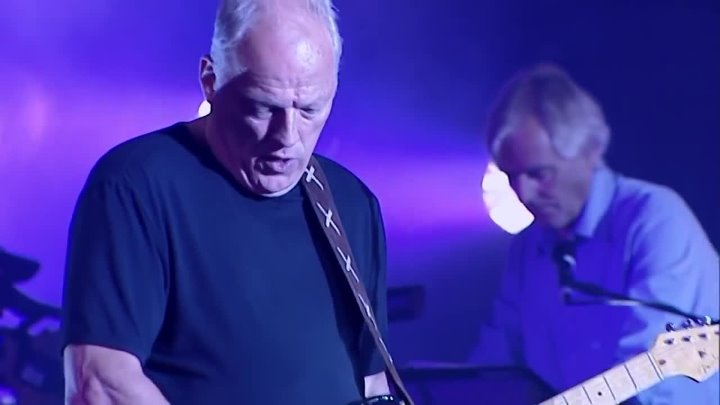 David Gilmour & Richard Wright /Comfortably Numb/ Live in Gdańsk