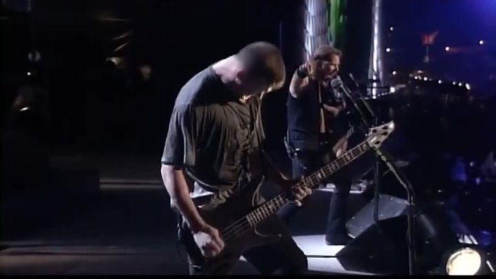 Metallika /For Whom The Bell Tolls/ Woodstock 1994