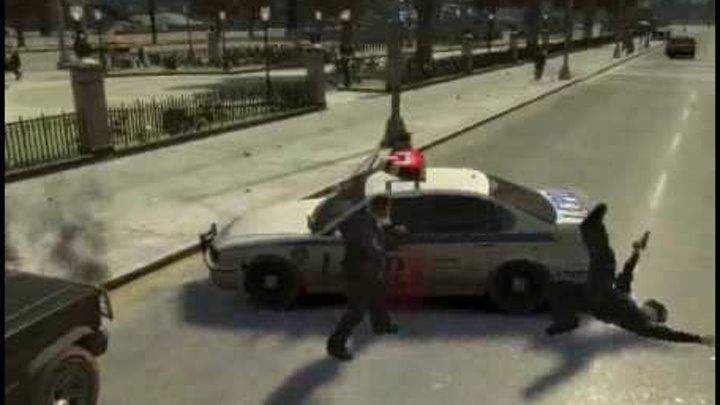 Глюки и приколы GTA IV эпизод 4 ( Two Hare ) / glitches and funny, episode 4