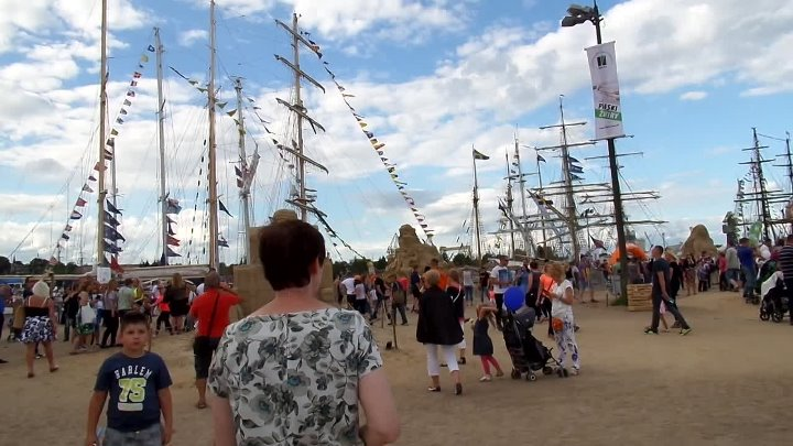 The Tall Ships Races no 9. 2017