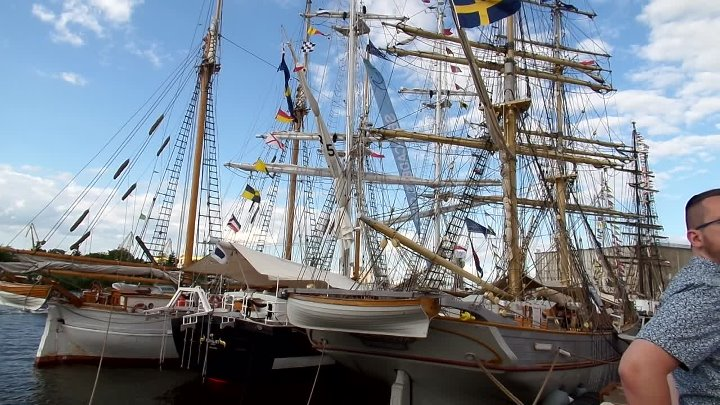 The Tall Ships Races no 11. 2017
