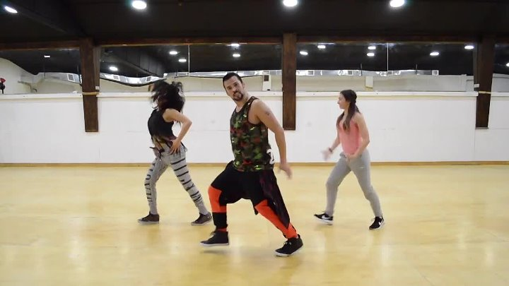 Mr. Romantic - Mike Stanley & Don Omar - ZUMBA