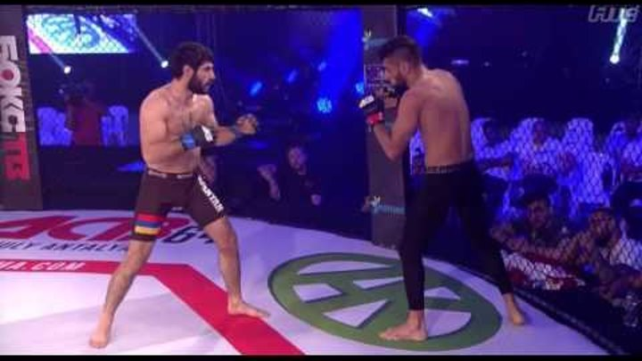 "ACB 64 ""Young Eagles 19"": Kerim Kelesh (Turkey) vs Sargis Vardanyuan (Armenia)"
