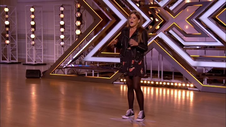 Nicole Caldwell takes on Prince's Purple Rain Auditions Week 1 The X Factor 2017.mkv 1080p.