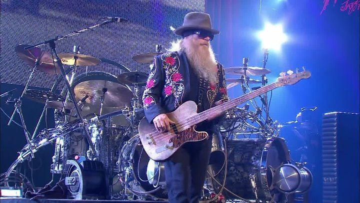 ZZ Top - Gimme All Your Lovin' (Live)