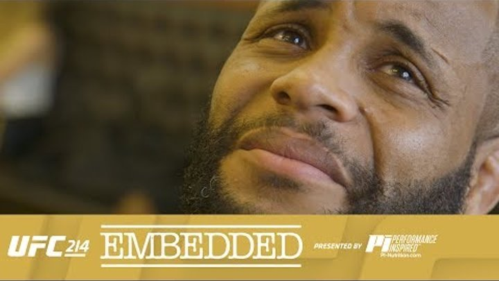 UFC 214 Embedded: Vlog Series - Episode 3
