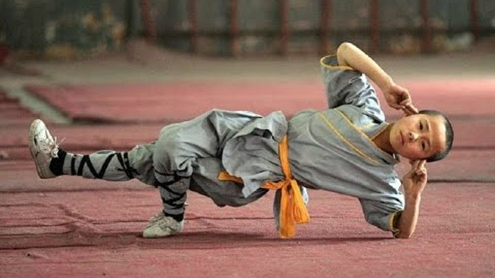 Shaolin KUNG FU in REALITY - show style
