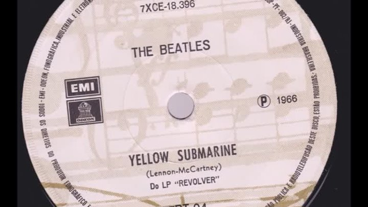 The Beatles_ Eleanor Rigby ./ Yellow Submarine