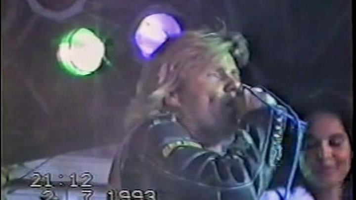 Blue System- You Are An Angel /Live in D-lmen. 02.07.1993/ MTW