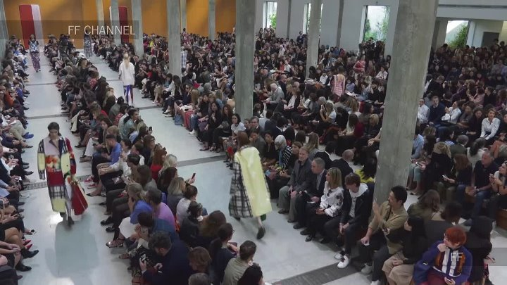 Marni Spring Summer 2018 Full Fashion Show Exclusive