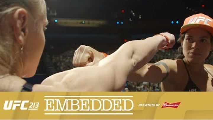 UFC 213 Embedded: Vlog Series - Episode 5