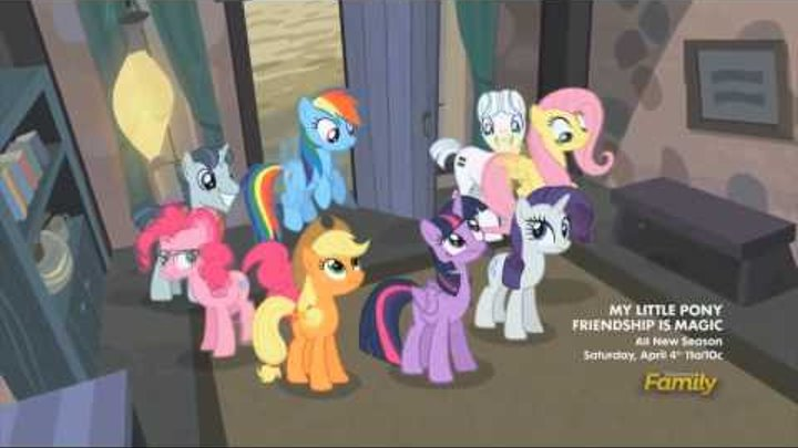 My Little Pony: Friendship is Magic [Season 5] Sneak Peek [TV Guide] на русском