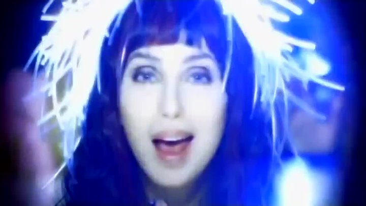 . Cher - Believe VIDEO OFICIAL HD 1998 год
