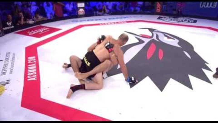 "ACB 64 ""Young Eagles 19"": Emre Kuru (Turkey) vs Hassan Amouei (Iran)"