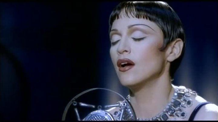 Madonna - I'll Remember (клип) 1994
