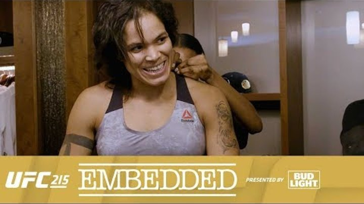 UFC 215 Embedded: Vlog Series - Episode 3