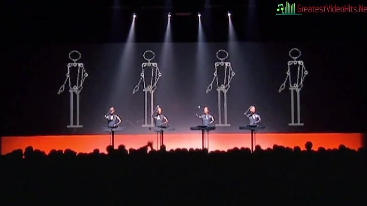 Kraftwerk - Minimum - Maximum 2004 (Disc 2)
