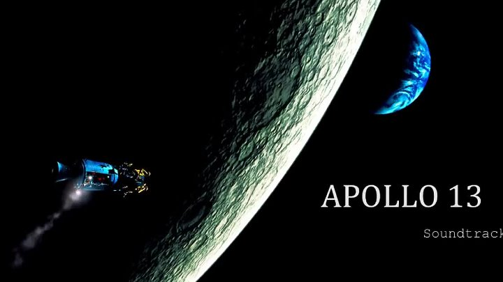 Apollo 13 Soundtrack ( Re-Entry & Splashdown )