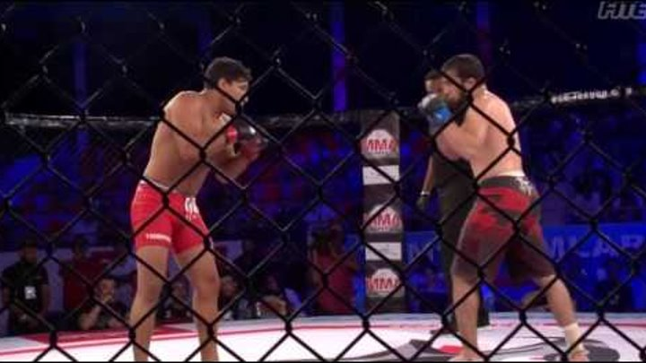 "ACB 64 ""Young Eagles 19"": Kadir Dalkiran (Turkey) vs Kenan Jafarly (Azerbaijan)"