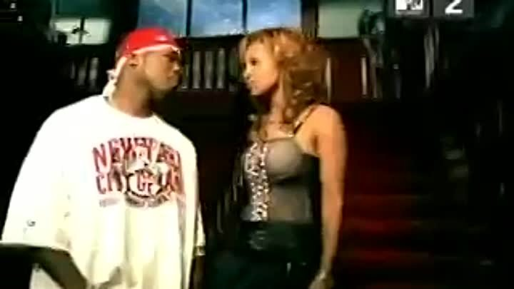50 cent - candy shop music video mtv2 world premire