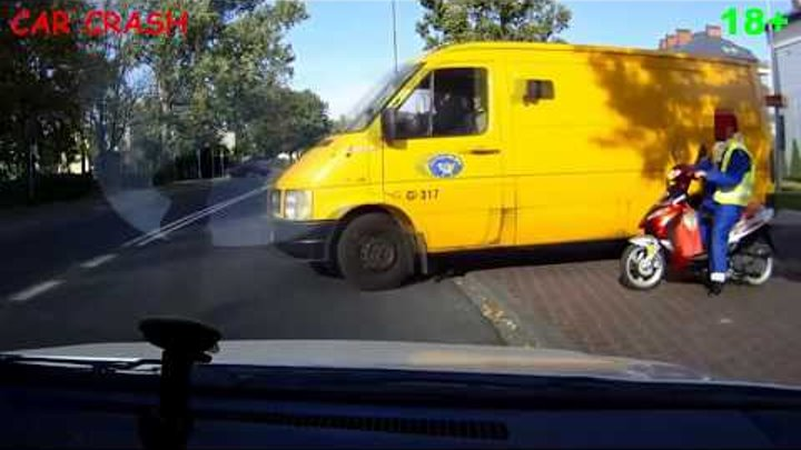 On the roads of Russia - AGAINST THE RULES OF ROAD TRAINING THEY ARE NOT FOR ME #1016