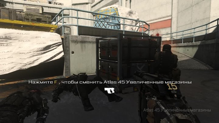 Call of Duty Advanced Warfare | серия 14 | В плену
