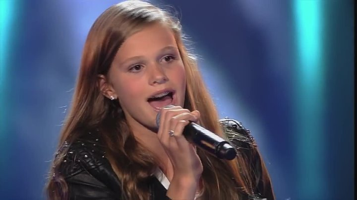 Liz - Bring Me To Life (The Voice Kids 2015)