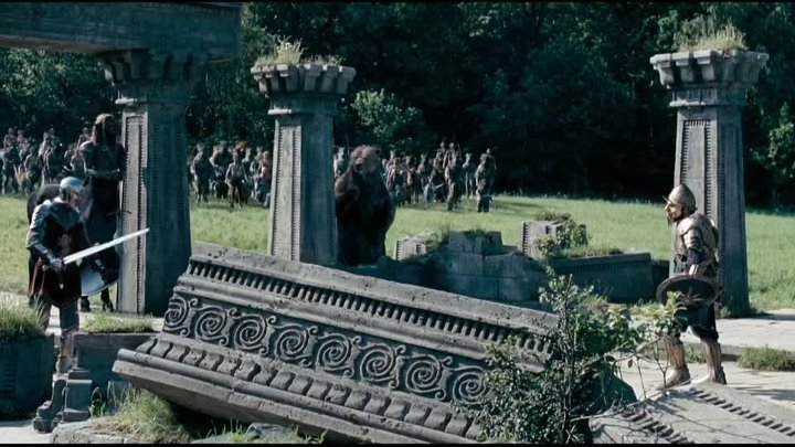 This is Home - The Chronicles of Narnia music video featuring Switchfoot