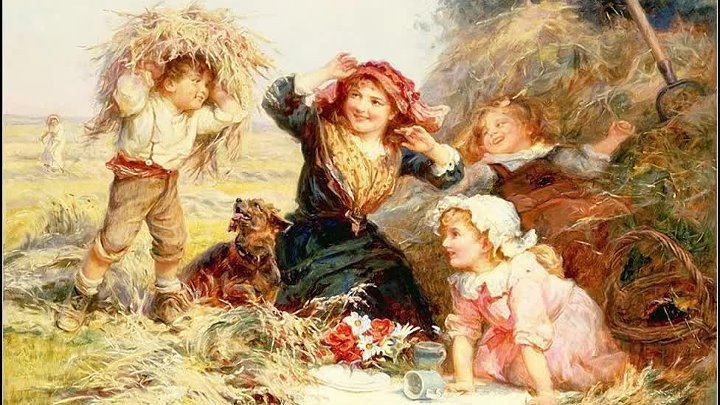 FREDERICK MORGAN (1856-1927) British painter ✽ Bandari_ Love Melody
