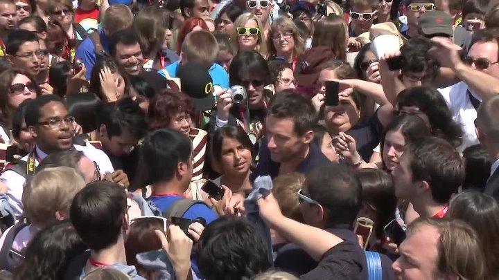 Comic-Con_ 'Real Steel' Hugh Jackman HD